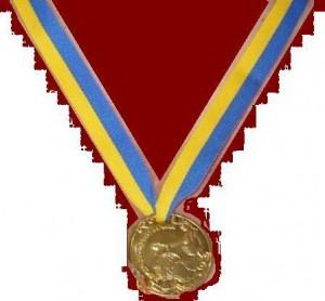 медаль для шуточных номинаций конкурсов