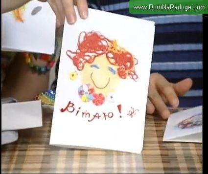 открытки своими руками - мастер-класс Оксаны Шапкариной