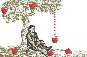 Ньютон и шуточные номинации для учителей