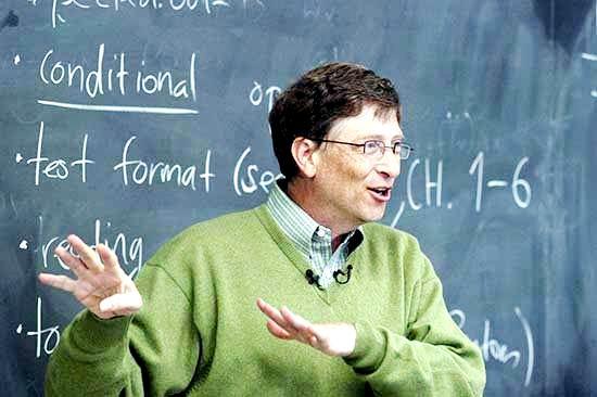 Билл Гейтс - задачи на смекалку)