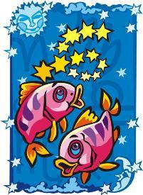 шуточный астрологический прогноз школьникам - рыбы