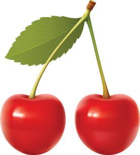 синьоры вишенки, или фруктовые номинации для детей