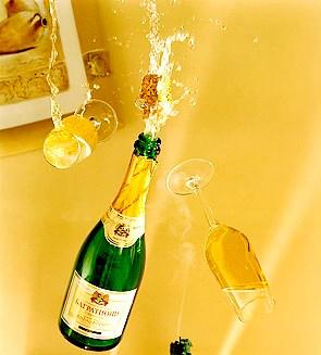 фанты-задания - брызги шампанского