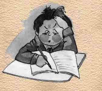 ученик - Шуточные обязанности учителя