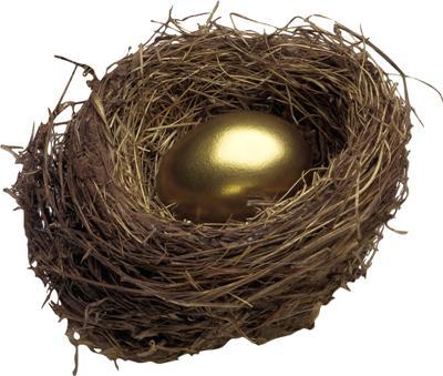 гнездо с яйцом - Переделанная сказка о современных профессиях