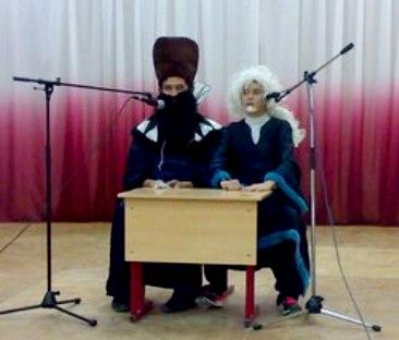 сценки для КВН - бояре Андрей и Виктор