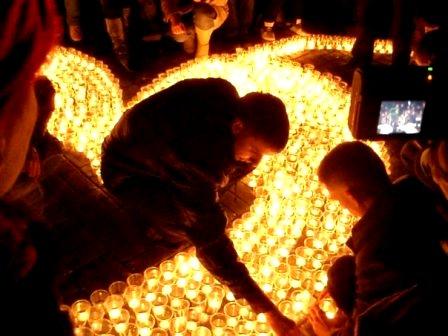 """День Святого Валентина своими руками - акция """"Пылающие сердца"""""""