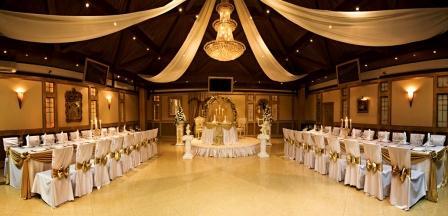 банкетный зал для свадьбы недорого в ресторане Люкс