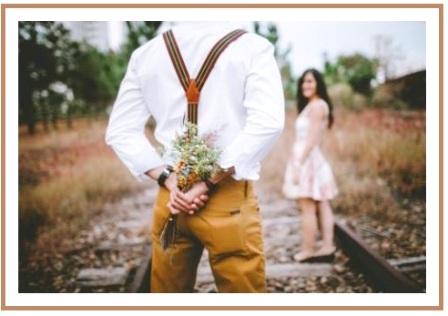 Чего хочет женщина - романтичных подарков